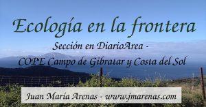 Logo Ecología en la Frontera - Cope Campo de Gibraltar y Costa del Sol