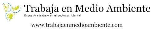 Logo TrabajaenMedioAmbiente alargado