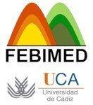 """Logo del grupo """"Fuego, Ecología y Biodiversidad en Ecosistemas Mediterráneos"""" perteneciente a la Universidad de Cadiz"""